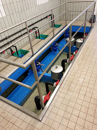 Wasserkammern St. Oswald / Riedlhütte