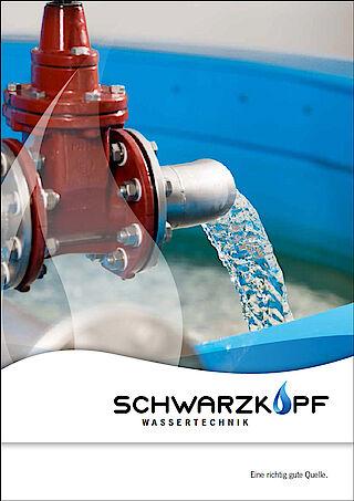 Schwarzkopf Wassertechnik Produktbroschüre