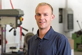 Andreas Kufner, Wassertechnik Schwarzkopf