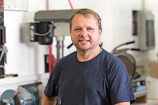 Hans Stoiber, Wassertechnik Schwarzkopf