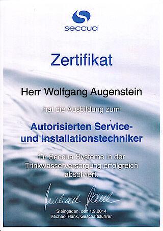 Ultrafiltration Trinkwasser