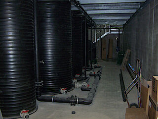 Wasserwerk Ruhmannsfelden Erneuerung