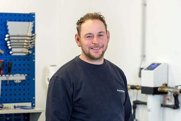 Stephan Schwarzkopf, Wassertechnik Schwarzkopf